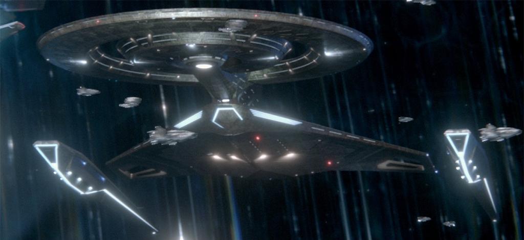 Hvězdná loď pro starší