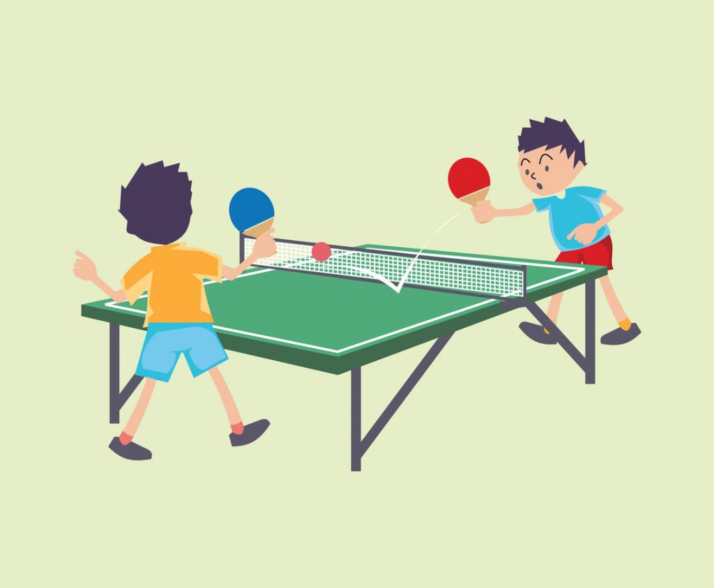 STOLNÍ TENIS - podzimní turnaj