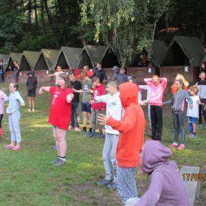 Sportovní tábor Skřípina