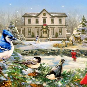 Vánoční výprava